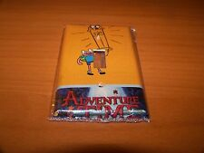 ADVENTURE TIME FINN AND JAKE THE DOG LIGHT SWITCH PLATE #2