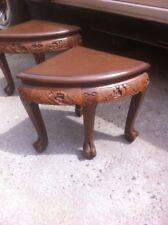 Handmade Wood Side Tables
