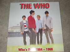 THE WHO - WHO'S RARE 1964-1968 - NEW