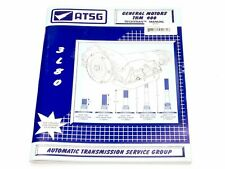 TCI Automotive Technical Manual - Paper Back - TH400 - Each