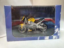 Atlas Motorbike Buell Lightning Xb-9s 1-24 Scale in Case