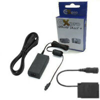 AC Mains Power Supply EH-62F & EP-62F Coupler for Nikon Coolpix S1200pj Camera