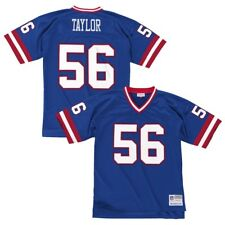 Lawrence Taylor Mitchell and Ness Authentic Giants Jersey Size Med 9158ca648