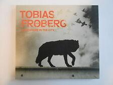 TOBIAS FROBERG : SOMEWHERE IN THE CITY [ CD DIGIPAK PORT GRATUIT ]