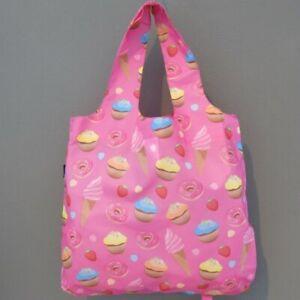 Envirosax Tasche Sweet Treats Cupcake Donut bag Falt Shopper Einkaufstasche