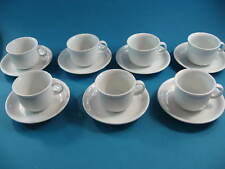 THOMAS TREND Kaffeeservice f. 7 Pers weiß 14 Teile Service Kaffee (6883)