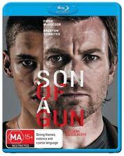 *New & Sealed*  Son Of A Gun (Blu-ray, 2015) Ewan McGregor, Region B Australian