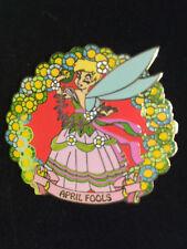 Disney April Fools Series  Tinkerbell Pin LE 250 Peter Pan