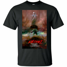 Sale Evil Dead 2 Horror Movie T Shirt Black L