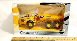 Cararama 1/50 Volvo A40d 2002 Die-Cast Metal In Original box