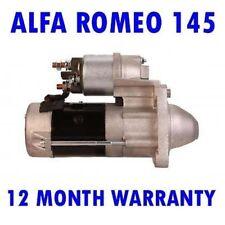 Alfa Romeo 145 146 147 156 159 166 1.9 2.4 1999 2000-2011 Motor de Arranque