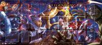 Marvel Legendary - Thanos vs Avengers Playmat-UPP93431-UPPER DECK