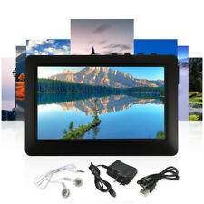☆ 4.3' Touch Screen 8Gb Mp3 Mp4 Mp5 Player Digital Video Fm Play Radio +Tv Out