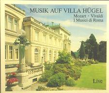 2erCD I MUSICI DI ROMA - musik auf villa hügel, Mozart, Vivaldi