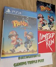 PANG ADVENTURES (PLAYSTATION 4, PS4) LIMITED RUN (ONLY 4500 MADE)