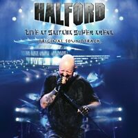 Halford - Live At Saitama Super Arena (NEW CD)