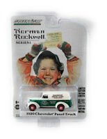 Greenlight 1:64 Norman Rockwell Series 1939 Chevrolet Panel Truck 37150-A CHASE