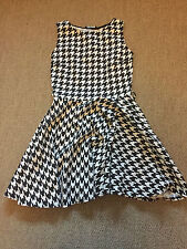 MISO ROBE Houndstooth Taille 12