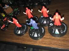 Heroclix lot Marvel Secret Empire army builder deadpool 5 pc with cards complete