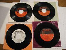 Crosby, Stills & Nash/ Lot of 4 Promo 45s/ Atlantic/ Canada