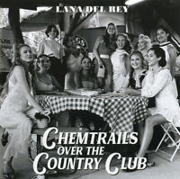 Lana Del Rey - Chemtrails Over The Country Club (CD) Brand New & Sealed