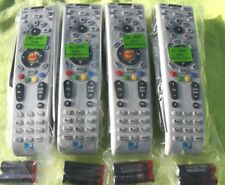 LOT OF 4 NEW Directv RC66X REMOTE CONTROL'S+Batteries Replaces RC65X
