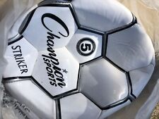 New!: Champion Sports Striker Soccer Ball (Striker5)