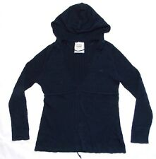 ESPRIT Strick Tunika Pullover Jacke mit Kapuze Gr. XXL