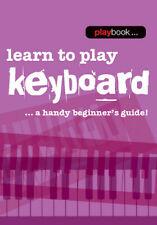 Guía: aprende A Tocar Teclado (varios)