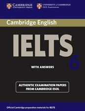 Cambridge Ielts 6 Student's Book With Answers: Examination Papers From Univer...