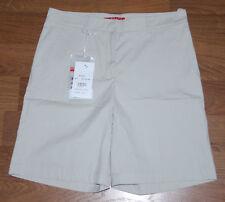 Prada womens beige shorts Size Made in Italy BNWT