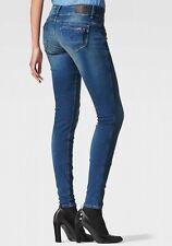 G-Star Womens 28 X 32 Midge Cody SKINNY Jeans Power Wash Blue Gs11
