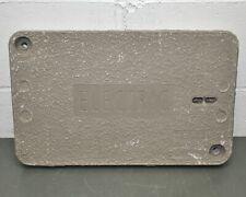 """Quazite Electric Cover PG1118HH0017, 20-1/4"""" x 13-3/8"""" Underground Enclosure"""