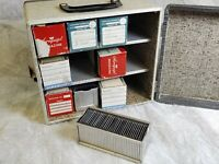 Argus Metal Slide Trays With Case (G)
