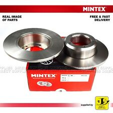 2X MINTEX FRONT DISC BRAKES MDC436 FOR LAND ROVER DEFENDER DISCOVERY RANGE ROVER