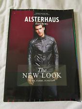 Alsterhaus Hamburg magazine Zeitschrift 2013 Dior Homme Robert Pattinson