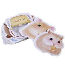 Kids Cute Little Hamster Postcard / Greeting Card / Christmas New Year Gifts G