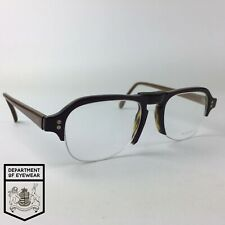 MARNI eyeglasses PURPLE HALF RIMLESS glasses frame MOD: MA620S03
