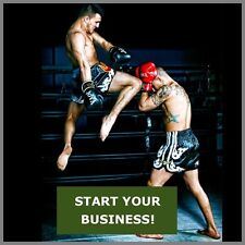 MMA Website Earn Upto £86.23.00 A SALE|FREE Domain|FREE Hosting|FREE Traffic