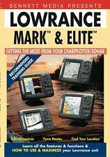 Lowrance Mark (4, 5x, 5x DSI, 5x Pro) & Elite (4, 4 DSI, 4x, 4x DSI, 4m, 5, 5 DS