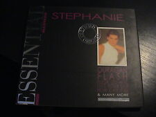 Stephanie - ESSENTIAL MASTERS Euro Import 14-trk CD Album Fold-Out Digipack PS