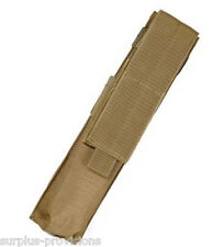 Condor - Single P90 & UMP 45 Mag Pouch - Tan - Tactical mag molle pouch - MA31