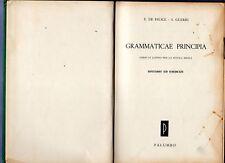 grammatica principia - corso di latino per la scuola me
