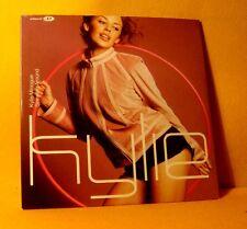 Cardsleeve Single cd KYLIE MINOGUE Spinning Around 2TR 2000 pop dance eurodance