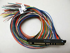 JAMMA HARNESS BEST ON E BAY NOT CHINA IMPORT -GOLD CRIMP PINS - QUALITY ITEM