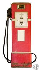 STICKER MURAL Géant 125 x 65 cm - pompe à essence