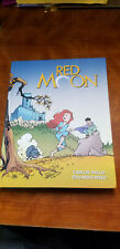 RED MOON~ COMPLETE DARK HORSE DELUXE HARDCOVER BY TRILL & RISSO