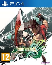 Guilty Gear Xrd REV 2 For PS4 (New & Sealed)