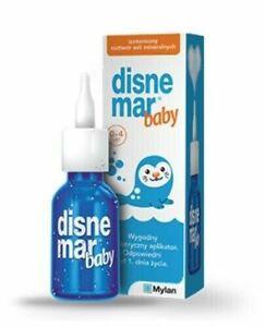 Disnemar for babies and children 25 ml Disnemar dla niemowląt i dzieci 25 ml