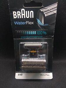 Braun WaterFlex 51B Foil & Cutter